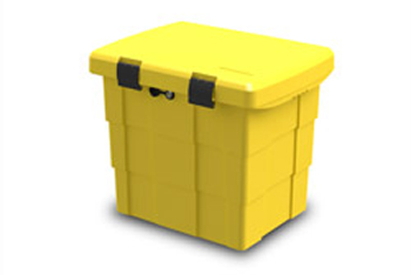 Dėžė gesinimo medžiagoms PIT BOX (geltona)