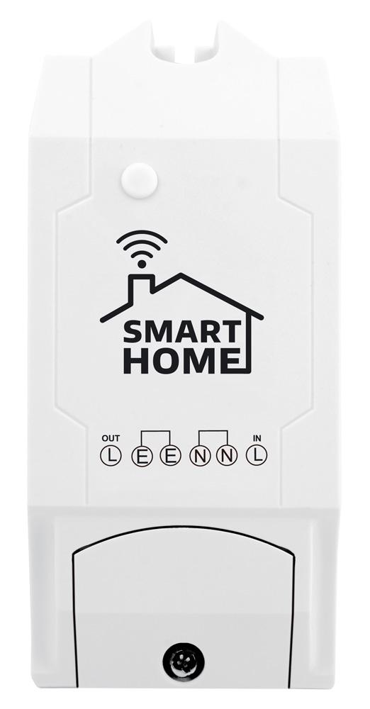 Išmaniųjų namų Wifi valdiklis su energijos matuokliu WS-14H1