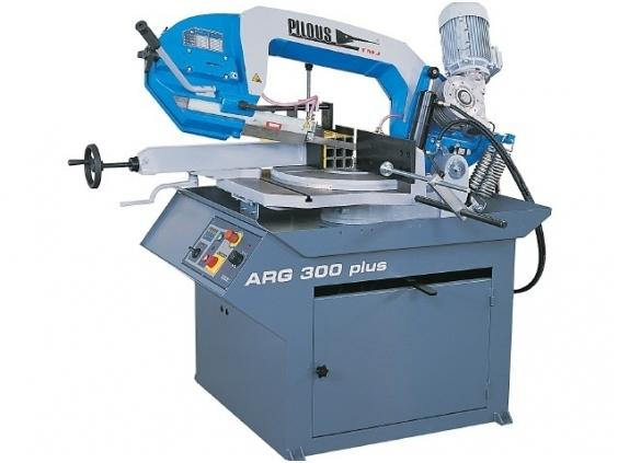 Juostinės šalto pjovimo staklės Pilous ARG 300 Plius
