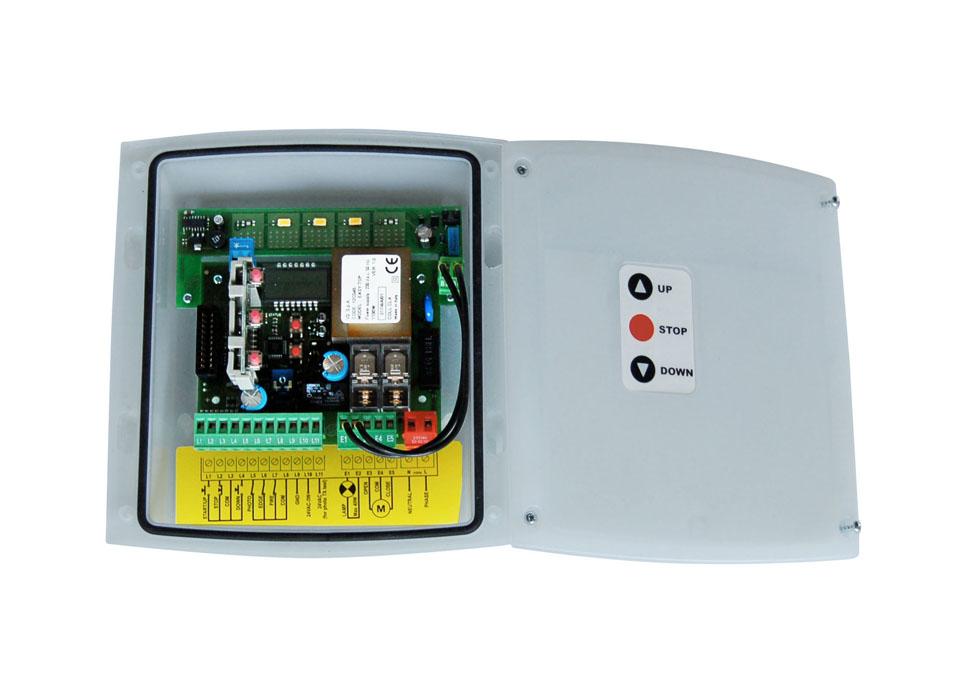 Valdymo blokas automatinėms žaliuzėms V2 EASY-LUX