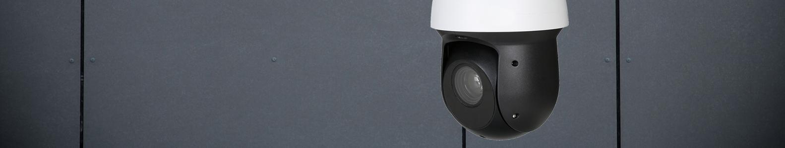 PTZ kameros | IP valdomos vaizdo kameros