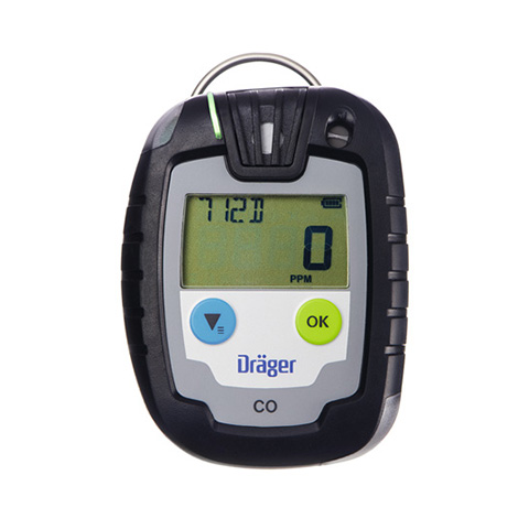 CO dujų analizatorius Drager PAC® 6500
