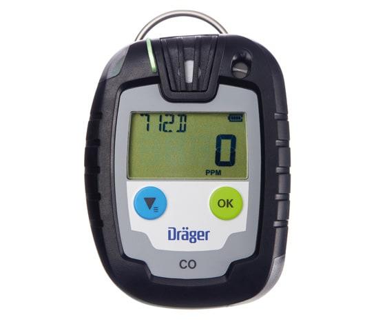 Anglies monoksido (CO) dujų analizatorius Dräger Pac® 6000
