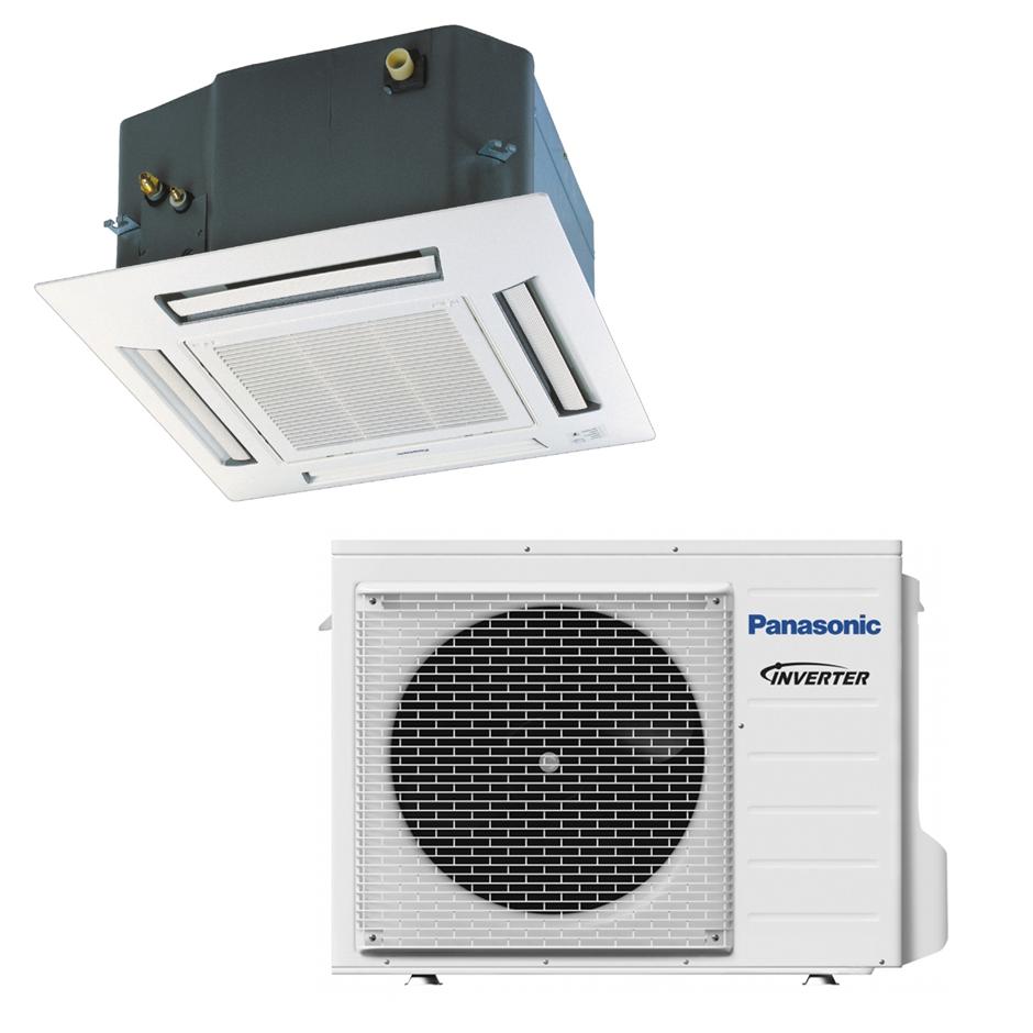 Kasetinis oro kondicionierius Panasonic SPLIT Z serija