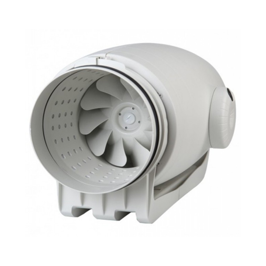 Kanalinis ventiliatorius Soler&Palau TD-500/150-160 SILENT T su laikmačiu