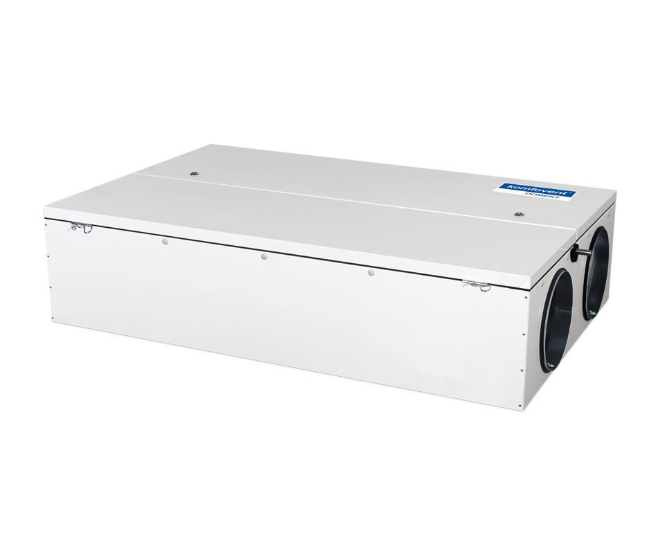 Rekuperatorius su priešsroviniu plokšteliniu šilumogrąžiu Komfovent Domekt CF 700 F
