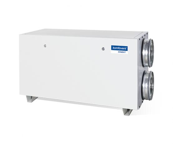 Rekuperatorius su priešsroviniu plokšteliniu šilumogrąžiu Komfovent Domekt CF 700 H