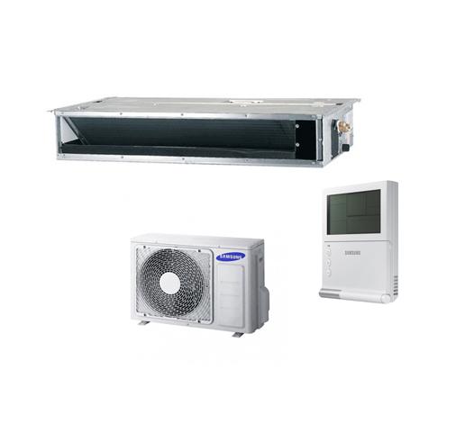 MSP kanaliniai oro kondicionieriai Samsung S Deluxe