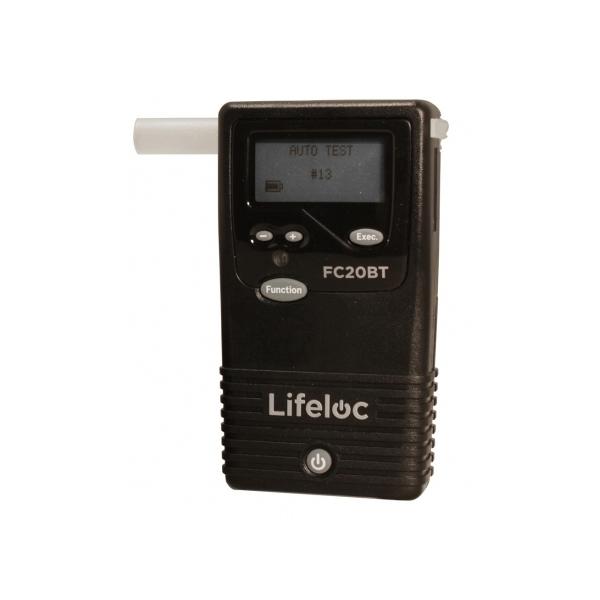 Alkotesterio Lifeloc FC20BT su bluetooth sąsaja nuoma