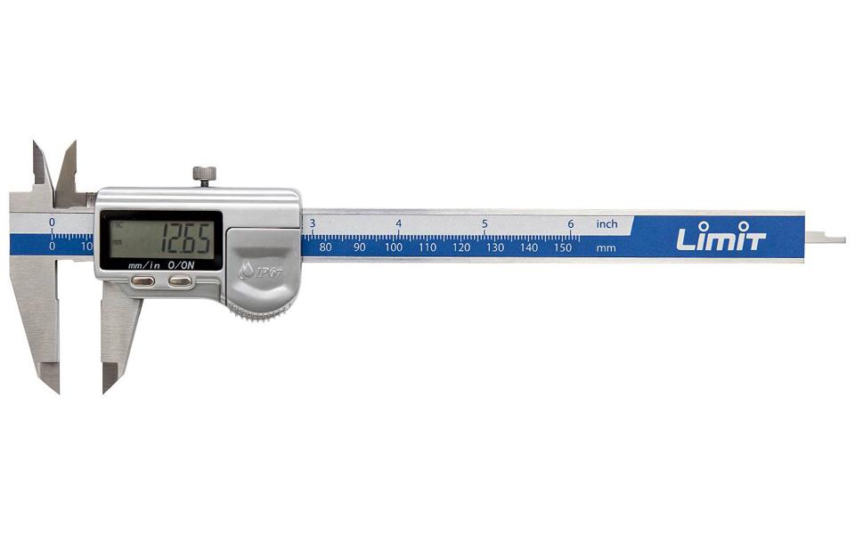 Skaitmeninis slankmatis Limit 263970105 (150 mm / IP67 apsaugos klasė)