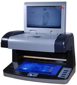 Pinigų ir dokumentų tikrinimo įranga