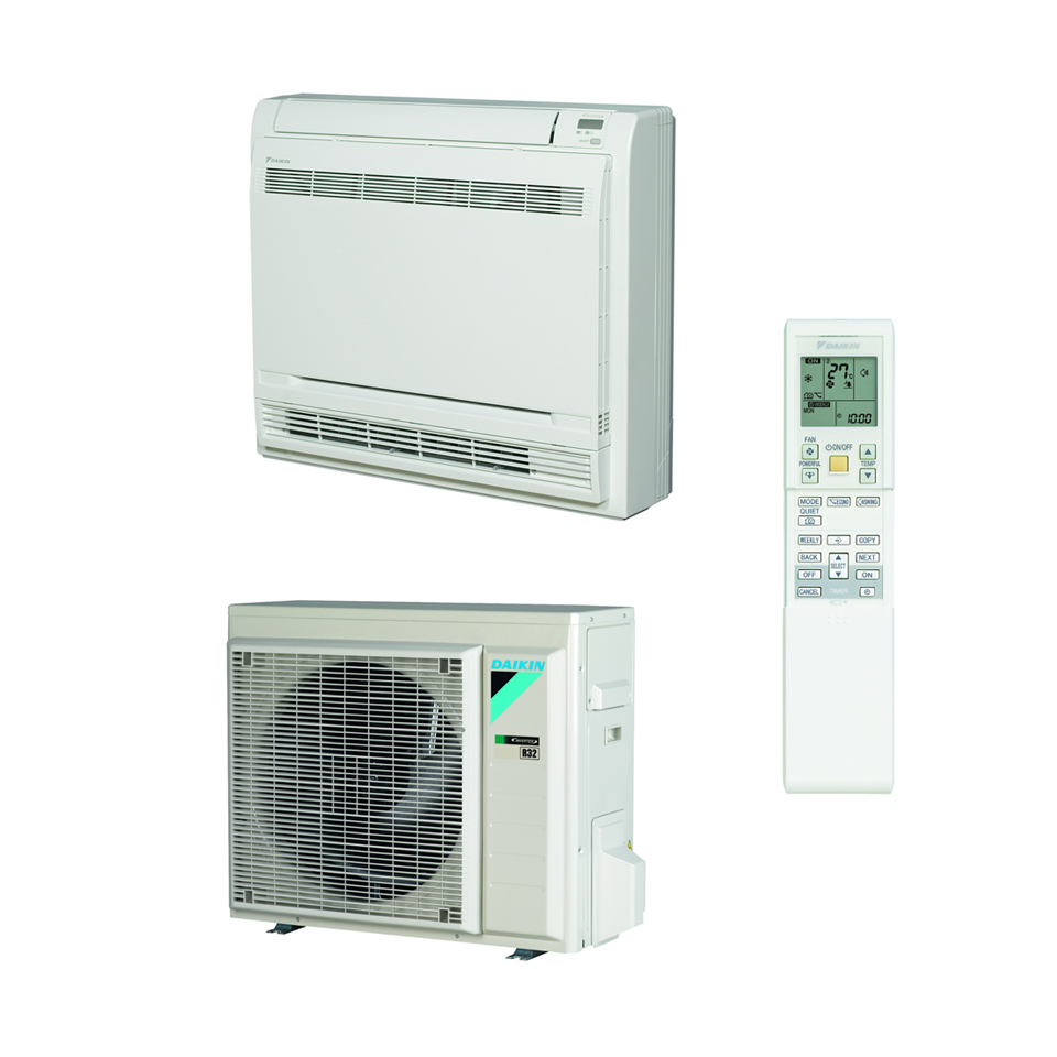 Grindiniai oro kondicionieriai Daikin FVXM-M