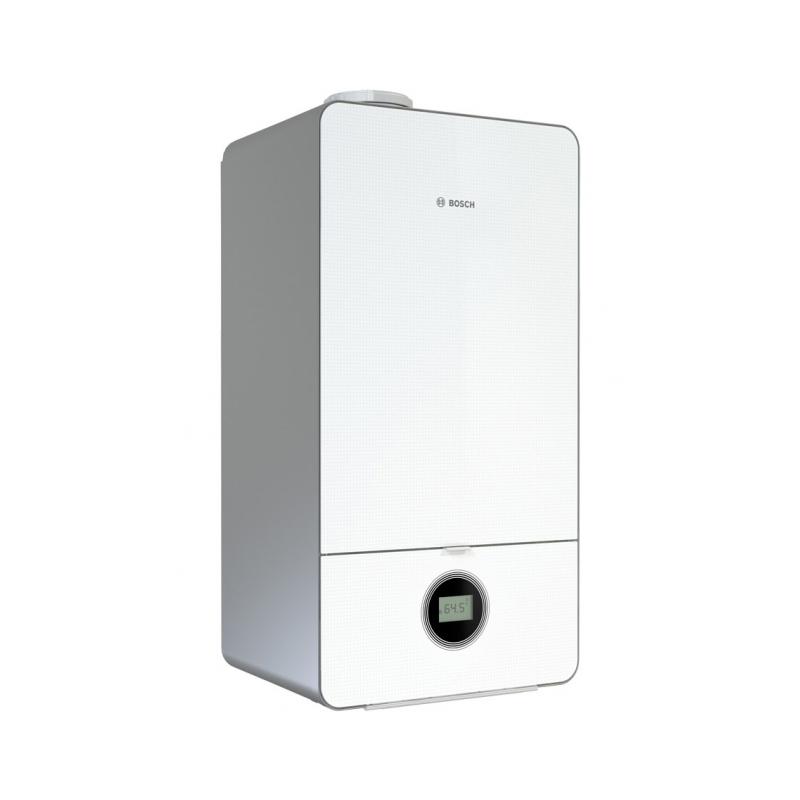 Dujinis katilas Bosch Condens GC 7000iW 14P 2,3-15,2kW (vandens ruošimas atskirame šildytuve)