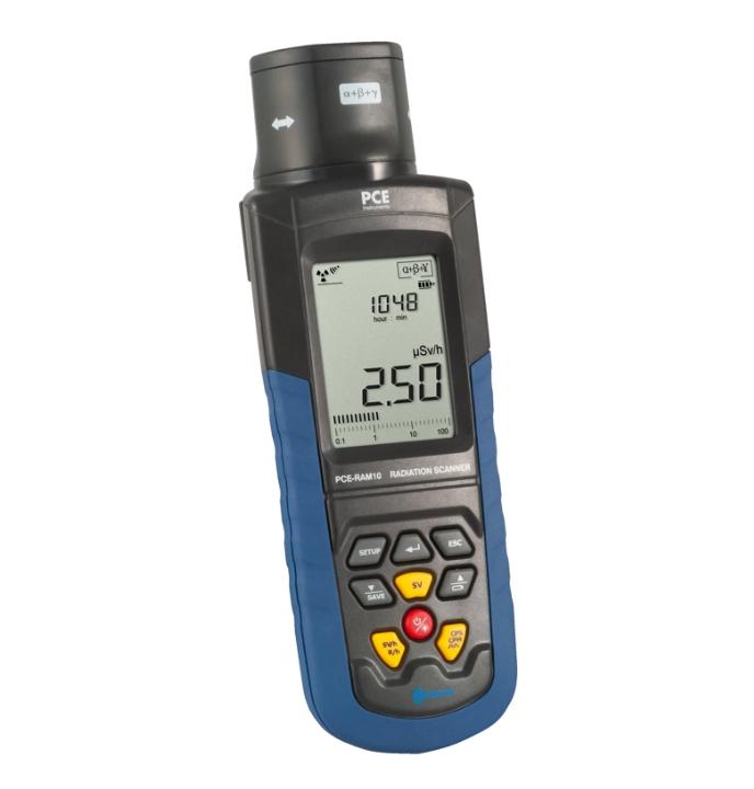 Radiacijos matuoklis PCE-RAM 10