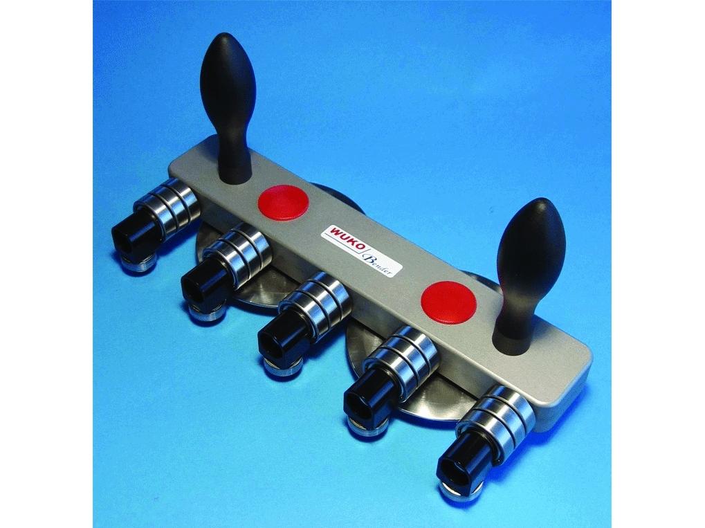 Metalo lankstymo įrankis WUKO DISC-O-BENDER 4000