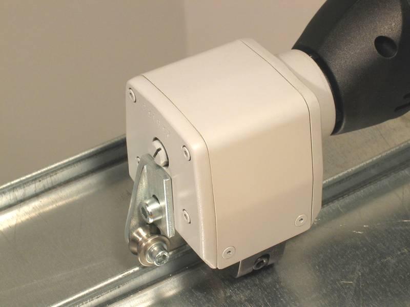 Kraštų valcavimo įrankis WUKO Seam Closer 1003B