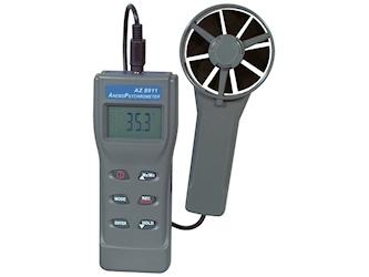 Anemometro / psichrometro VZ8911 nuoma