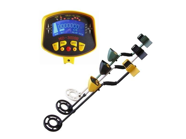 Metalo detektoriaus MD3010 II nuoma