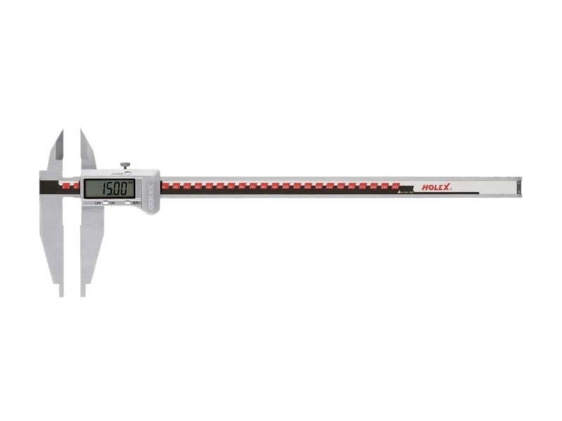 Skaitmeninis slankmatis su 300 mm matavimo skale Holex