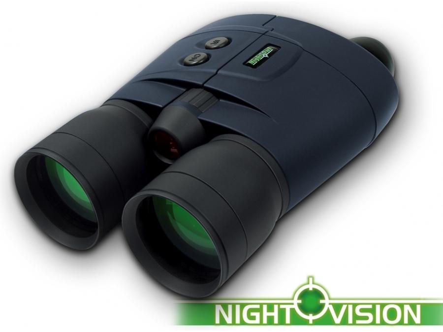 Naktinio matymo žiūronai su 5 x didinimu NOB5X
