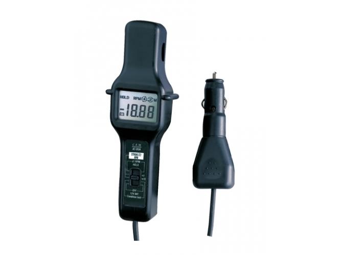 Automobilių variklių matavimams skirtas tachometras AT-05A