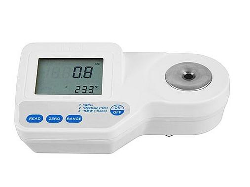 Cukraus (gliukozės) matuoklis - refraktometras HI 96803