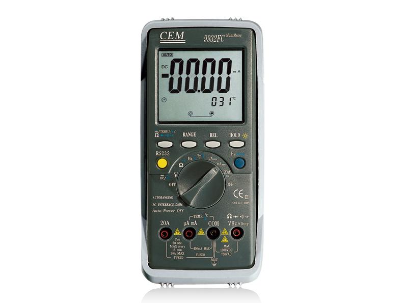 Skaitmeninis multimetras DT-204T