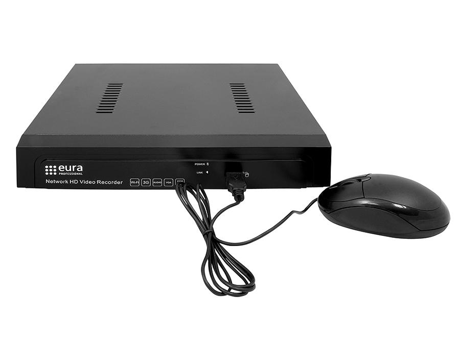 Vaizdo stebėjimo sistemų rinkinys MSP-07C5