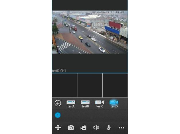 IP vaizdo kamerų komplektas MSP-08C5