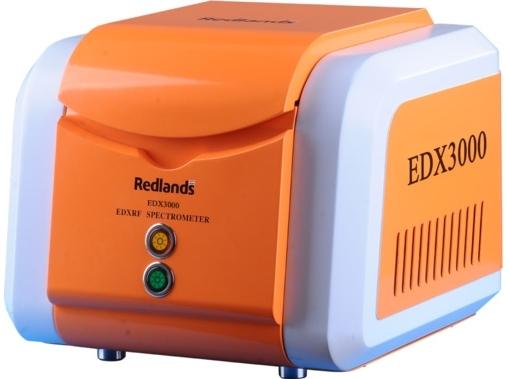 Aukso grynumo analizatorius EDX 3000