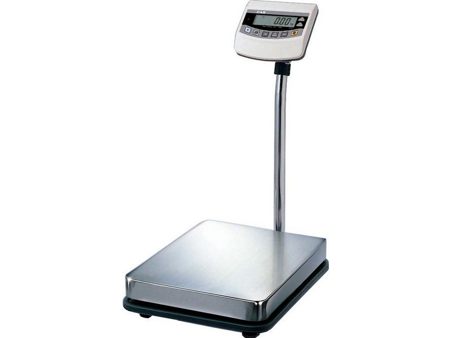 Elektroninės svarstyklės BW RB 60 kg