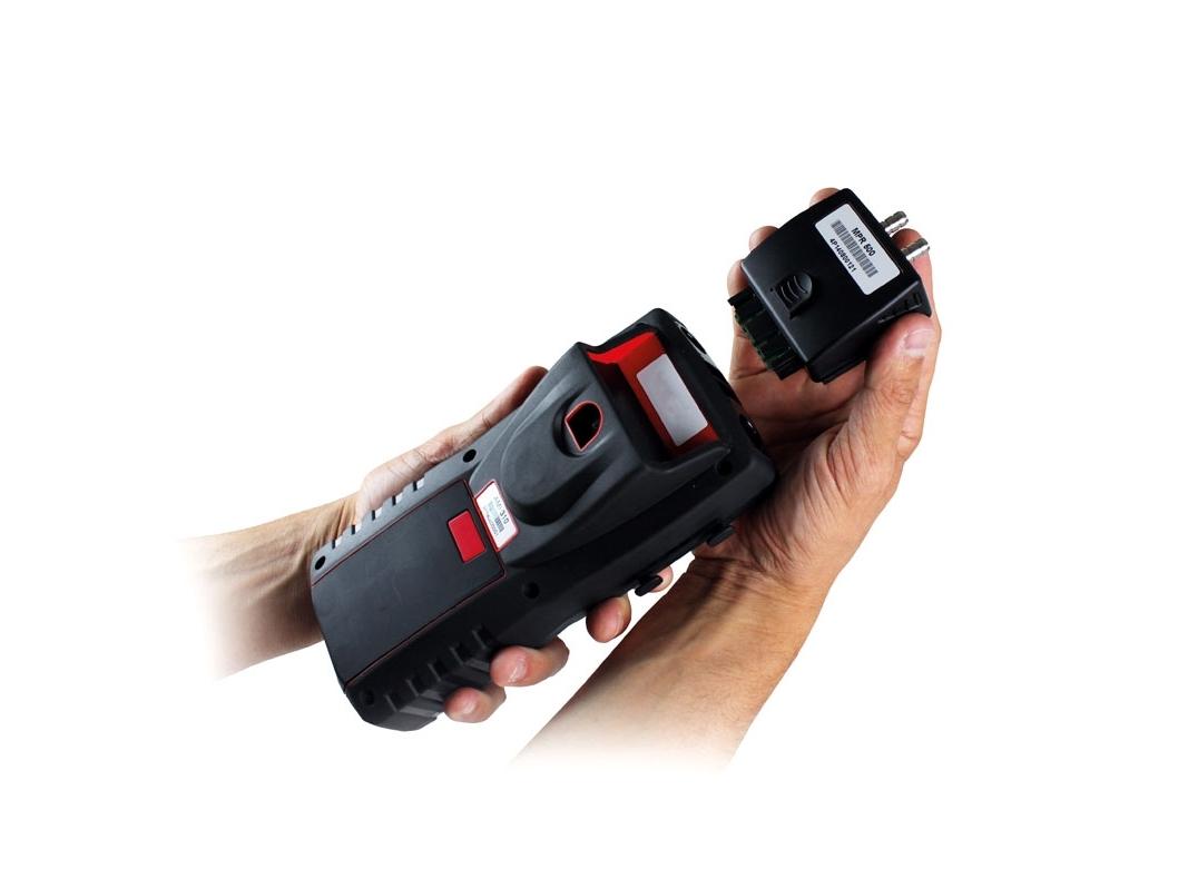 Skaitmeninis mikromanometras KIMO MP 210 H