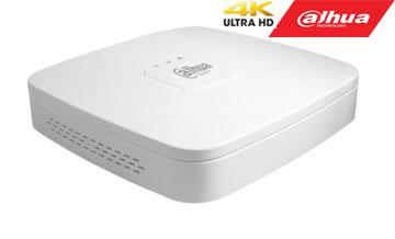 IP vaizdo įrašymo įrenginys (4 kameros) Dahua NVR4104-P-4KS2