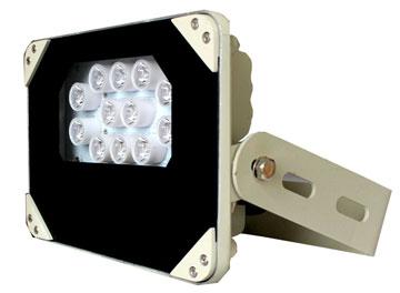 IR šviestuvas 100m, 90° XD-S-24-90IR