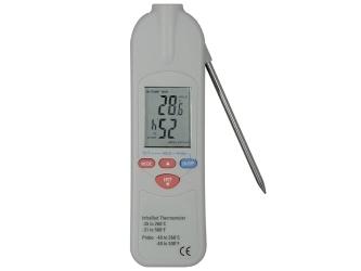 Infraraudonųjų spindulių termometras su zondu IR-98
