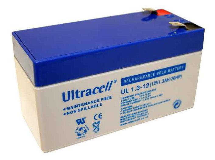 Akumuliatorius Ultracell UL1.3-12