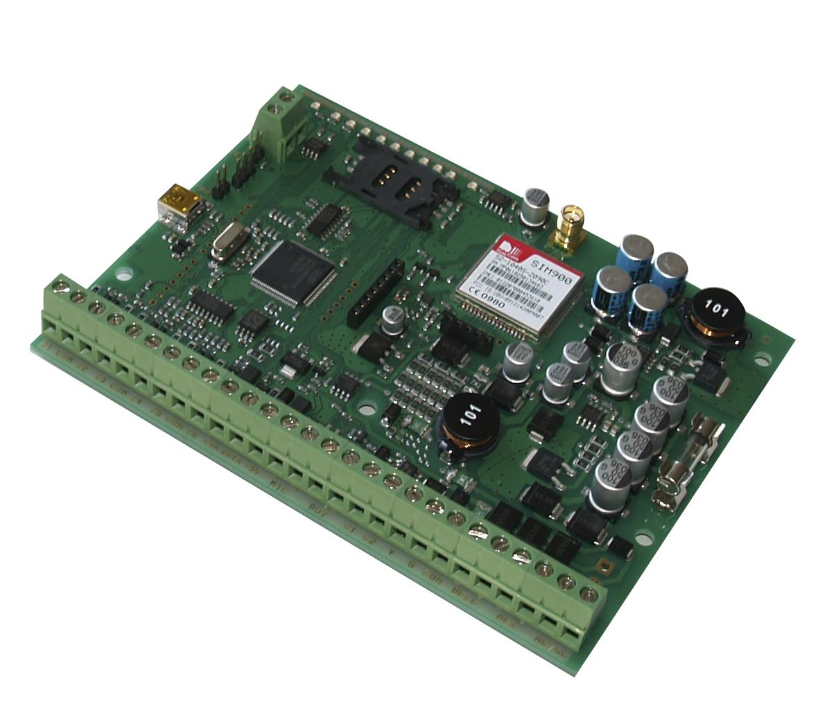 Apsaugos ir valdymo sistema ESIM264