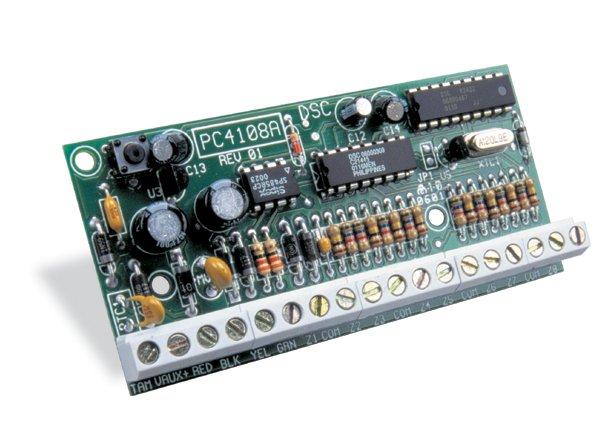 Zonų išplėtimo modulis DSC MAXSYS PC4108