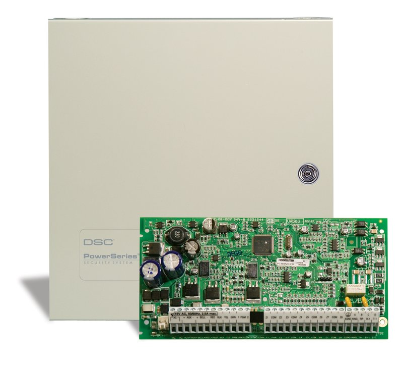 8-32 zonų centralė DSC PC1832
