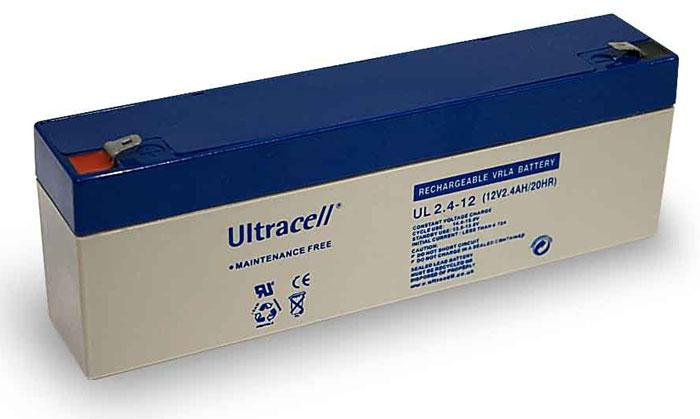 Akumuliatorius Ultracell UL2.4-12