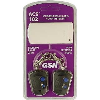 Radiobanginis komplektas GSN ACS-102 2-ch