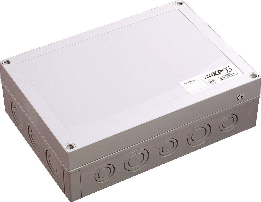 3 kanalų įėjimų/išėjimų modulis XP95