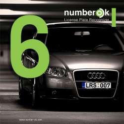 Number OK (6 kanalai)