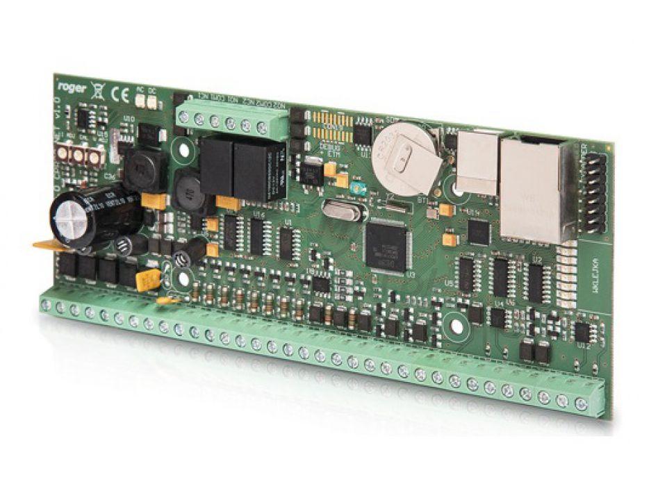 Įeigos ir pastatų automatikos kontroleris ROGER MC16-8