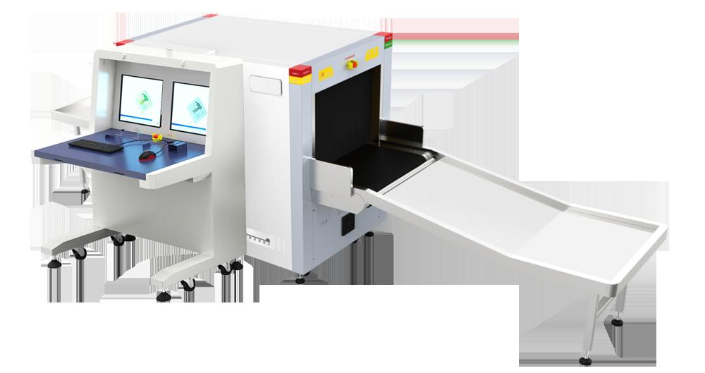 Bagažo tikrinimo įrenginys XR-0650D
