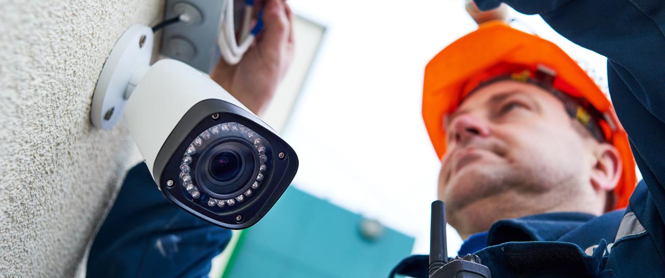 Priešgaisrinės saugos ir vaizdo stebėjimo sistemų įrengimas