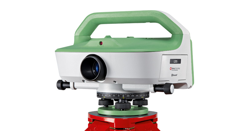 Skaitmeninis nivelyras Leica LS10