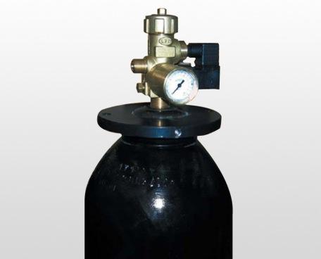 Azoto dujų balionas gaisro gesinimui IG-100