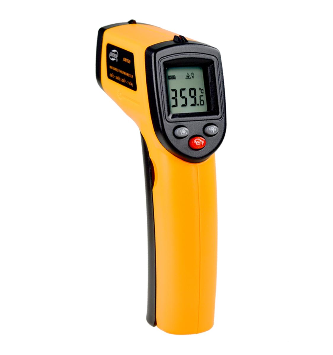 Infraraudonųjų spindulių termometras FRA320