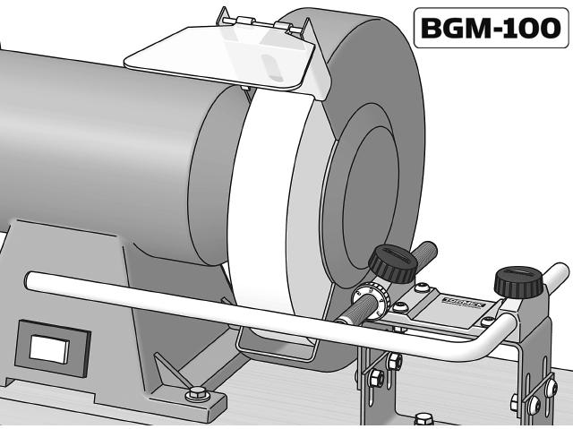 Montavimo rinkinys stalinėms šlifavimo staklėms TORMEK BGM 100